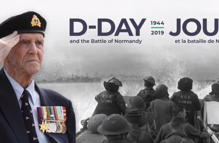 Métis Nation Commemorates 75th Anniversary of D-Day