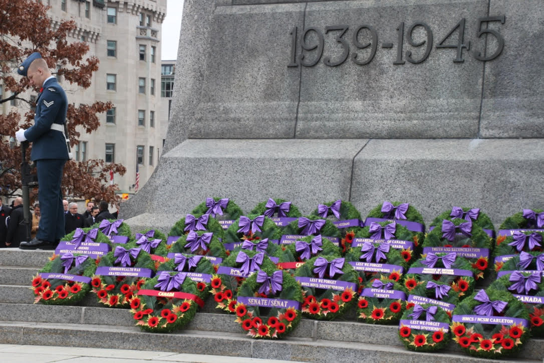 National Remembrance Day Ceremony 2015